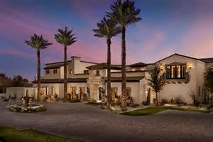 paradise valley az homes for this custom built arizona manse will hit the auction block