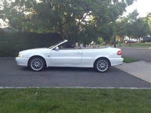 2002 Volvo C70 For Sale Find Used 2002 Volvo C70 Base Convertible 2 Door 2 3l