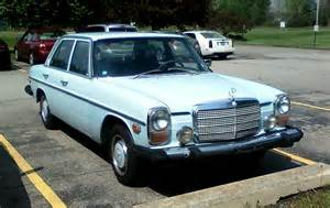 1975 Mercedes 300d Ipernity 1975 76 Mercedes 300d By Of Many