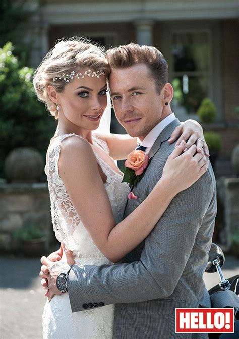 danny jones and georgia horsley s wedding