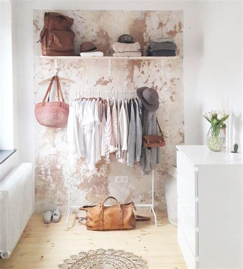 schlafzimmer deko ideen schrank offener kleiderschrank foto altbremerhausmomente