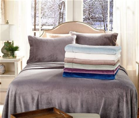 velvet soft cozy sheet sets full size berkshire blanket velvet soft cozy sheet set on easy pay bargain