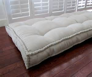 Mattress For Daybed Linen Daybed Mattress Custom Cushions Tufted Linen Cushion