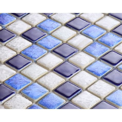 1 inch mosaic ceramic tiles 1 inch tile tile design ideas