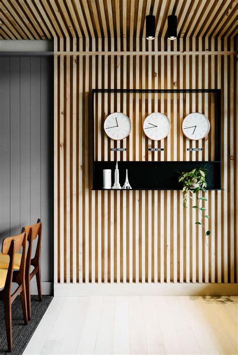Wood Slats For Walls 25 Best Ideas About Wood Slat Wall On Wood