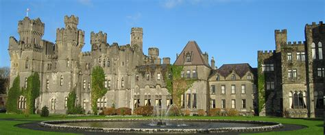 castle for sale luxury hotel news ashford castle for sale