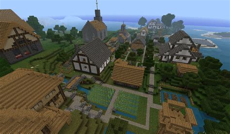 Renovation Blogs by Small Village Minecraft Project