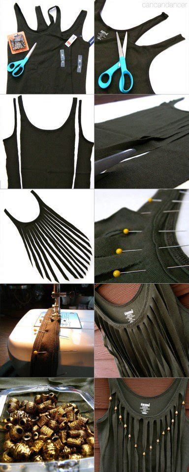 10 useful diy clothes projects for pretty designs