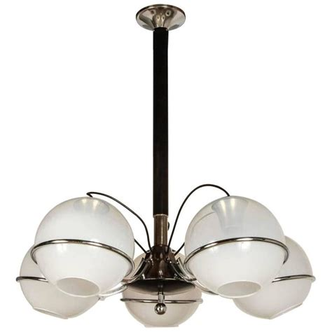 contemporary chandeliers italian lighting centre italian mid century modern chandelier for sale at 1stdibs
