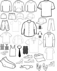Clothing Templates by Clothing Template 2 By Hospes On Deviantart