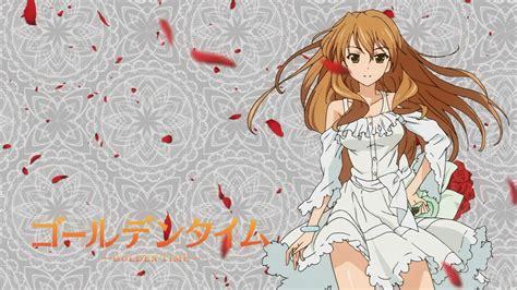 wallpaper anime golden time hd golden time anime wallpaper anime desu