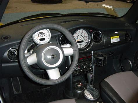 mini cooper interior nj auto expo 2005 car pictures by