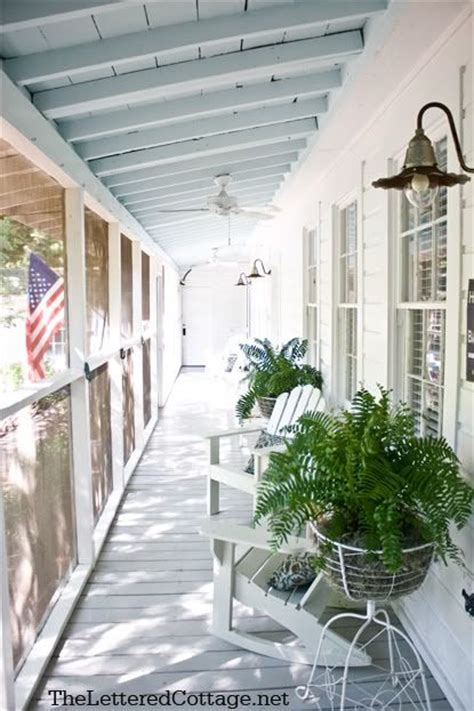 25 best ideas about blue porch ceiling on