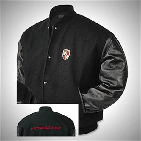 Porsche Design Varsity Jacket | porsche laguna varsity jacket