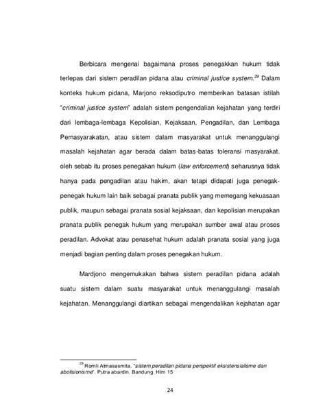 Tindak Tindak Pidana Tertentu Di Indonesia Wirjono Prodjodikoro eksistensi pengadilan tindak pidana korupsi dalam sistem peradilan pi