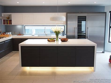 modern kitchen island design ideas kitchen of the day modern kitchen with luxury appliances