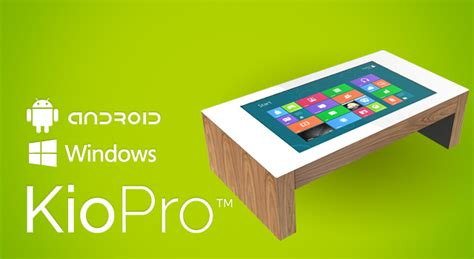 Multitouch Table   Touchscreen Table   Microsoft Touch Table
