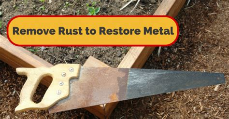 how to clean rust brass wheel rust remover seterms