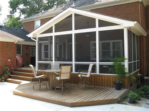 screened in porch designs for houses screen in porch builder norfolk virginia acdecks