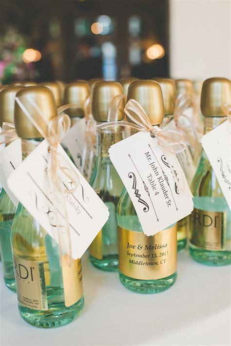 Wedding Favors & Party Favors Ideas ? Mini Champagne Bottles   ShopRite Wines & Spirits Blog