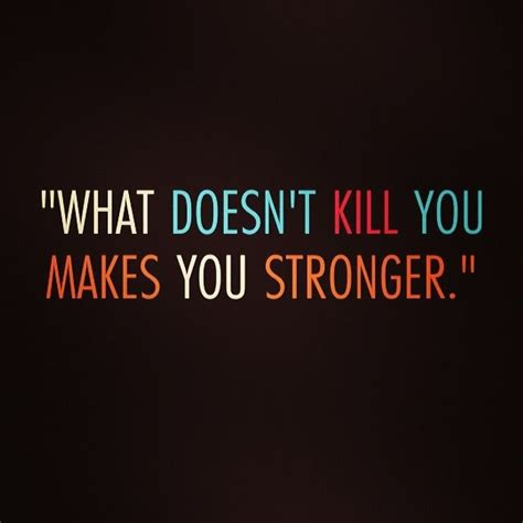 stronger what doesnã t kill you an addictã s ã s guide to peace books what doesnt kill you makes you stronger image breeds