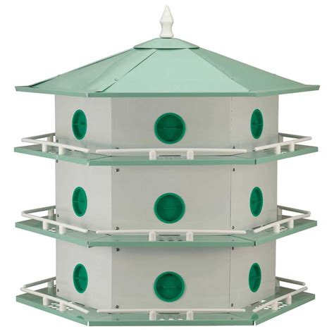 purple martin house plans hole size