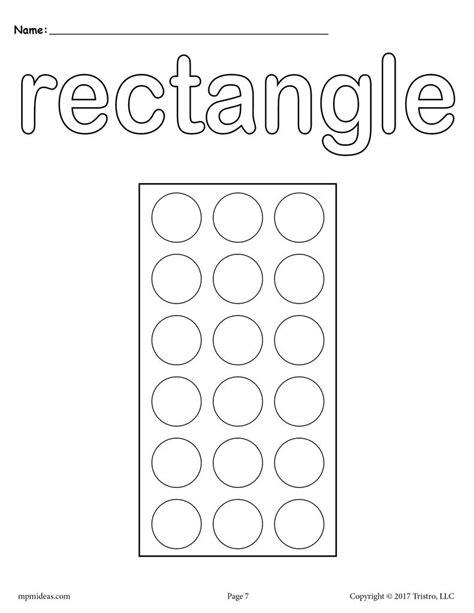 printable dot to dot shapes 12 free shapes do a dot printables supplyme