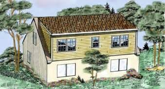 Small Home Floor Plans Dormers New Shed Dormer For 2 Bedrooms Brb12 5176 The House