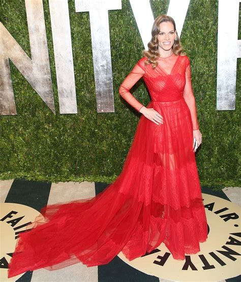 hilary swank vanity fair hilary swank picture 58 2013 vanity fair oscar party