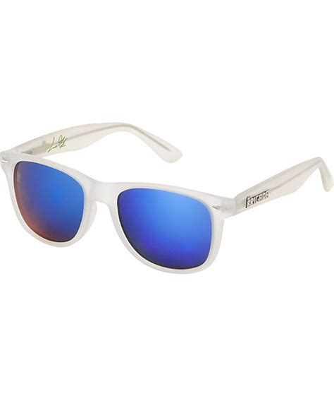 Sunglasses Change Colour By Your Command by Brigada Lizard King Uv Color Changing Sunglasses Zumiez