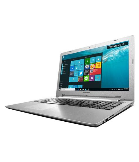 Laptop Lenovo Z51 lenovo z51 70 notebook 80k60002in photos images and