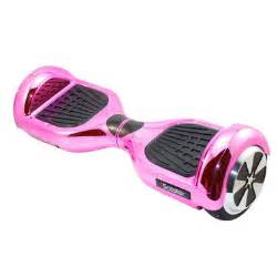 iScooter Hoverboard 2 Wheel Smart Balance Electric Scooter self Balancing Skateboard   Pink