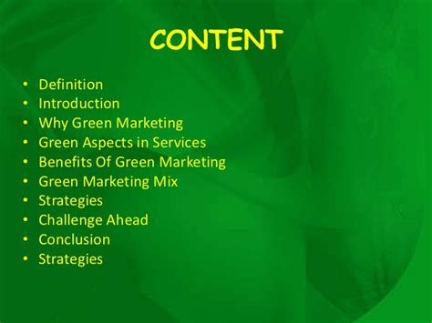 Green Marketing Essay by Green Marketing Thesis Best Free Home Design Idea Inspiration
