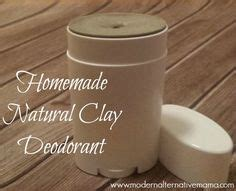 What To Expect When Detoxing From Aluminum Deodorant by Detoxing Clay Deodorant Recipe Clay