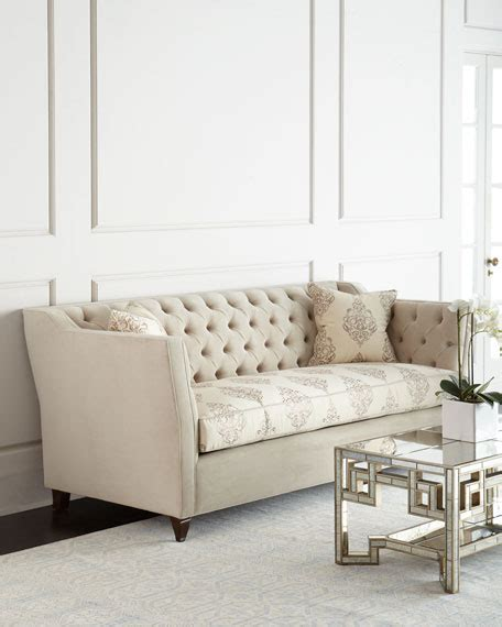 dusk tufted sofa neiman haute house couture tufted sofa neiman
