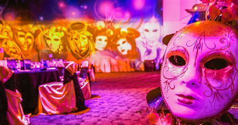 mask themed events 5 ways to plan a themed event ottawa wedding events blog