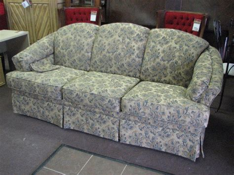 sleeper sofas columbus ohio upholstered sleeper sofa in a beautiful blue floral print
