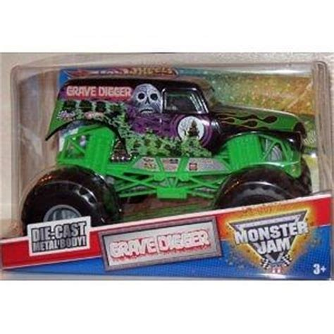 monster trucks grave digger bad to the bone wheels scale grave digger times monster jam champion