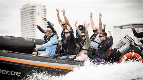 speedboot warnemünde schnellboottouren auf der ostsee speedboot powerbootsfahrten