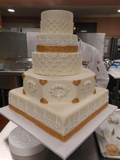 Professional Cake Decorating Class @ Kingsborough