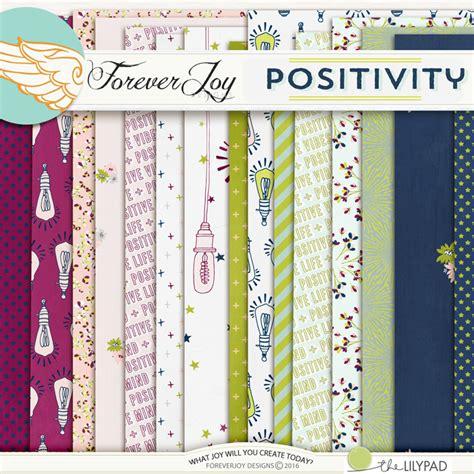 scrapbook sting tutorial digital scrapbooking kit positivity page kit foreverjoy