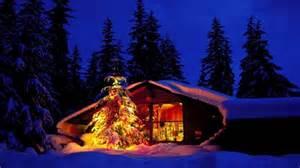 no 235 l sous la neige au chalet en hd 1920 x 1080 fonds d