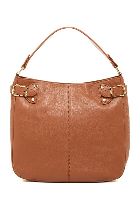 Haute Or Not Candela Nyc Handbag by Kenneth Cole New York Grab Bag 3 Leather Hobo
