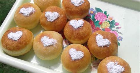Timbangan Tepung Roti 9 resep donat tanpa timbangan enak dan sederhana cookpad