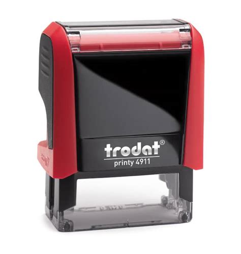 self ink rubber st price trodat printy 4911 self inking rubber st 38mm x 14mm