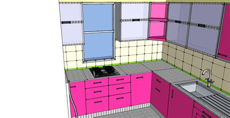 kitchen layout 8 x 8 kitchen design by khushboo kapur at coroflot com