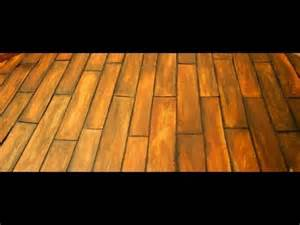 how to make a fake wooden floor for your dollhouse youtube