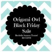 Origami Owl Sale - black friday origami owl sale great gift
