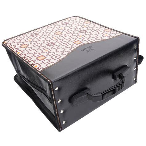 pattern keeper organizer 520 disc cd dvd check pattern storage bag organizer holder