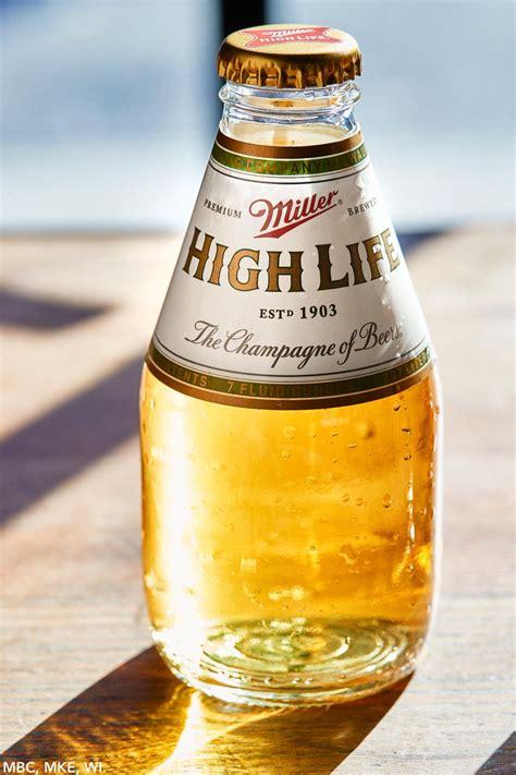 Miller High Lite by Miller High Millerhighlife
